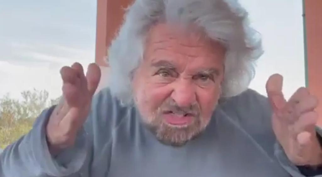 Beppe Grillo video
