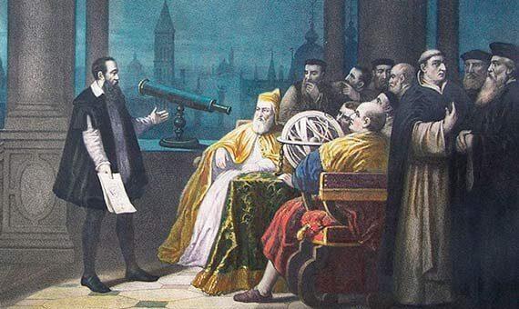 Galilei's enigma