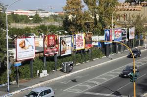 Pubblicità stradale