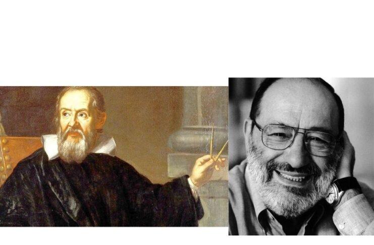 Galilei secondo Eco