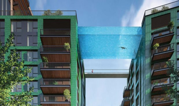piscina più alta al mondo