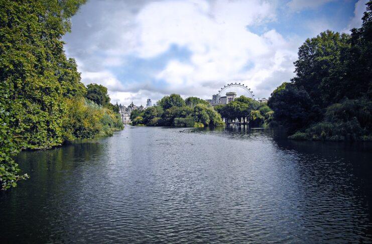 Londra parco