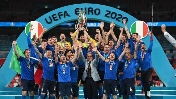 Italia campione europa