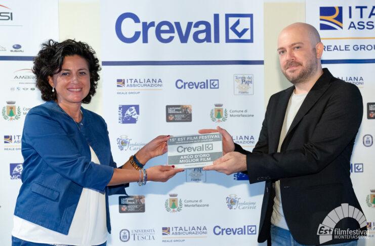 Est FIlm Festival Arco d'Oro Premio Creval