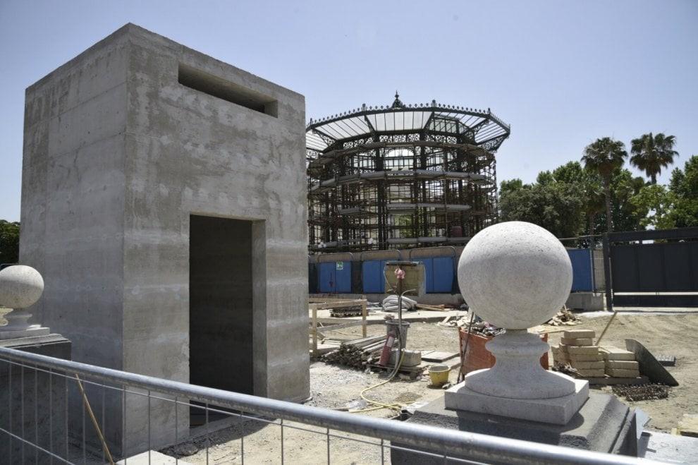 costruzione ascensori per linea 6 Napoli
