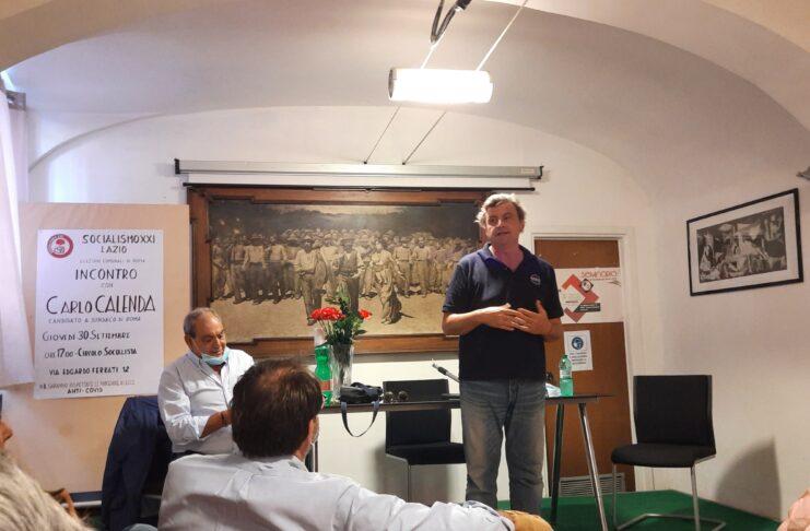 Circolo dei Socialisti Roma - Calenda
