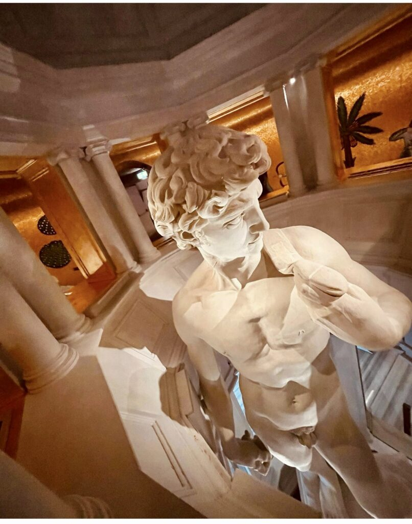 David Michelangelo Expo